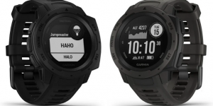 Garmin Instinct Tactical Edition vs Instinct