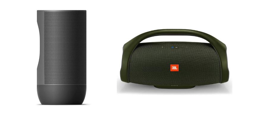 Sonos Move vs JBL Boombox
