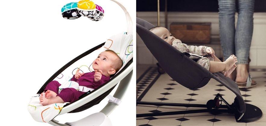 4moms mamaRoo vs BABYBJÖRN baby swing featured image