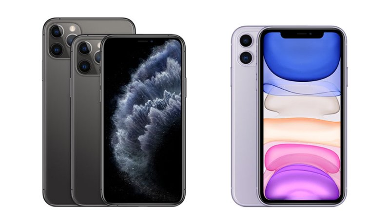 A2111 iPhone 11 (A2111 model) Specs - Size