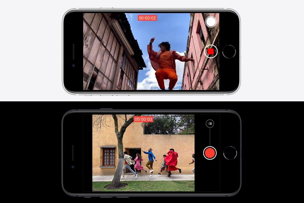 A2275 iPhone SE 2 (A2275 model) Specs - Cameras
