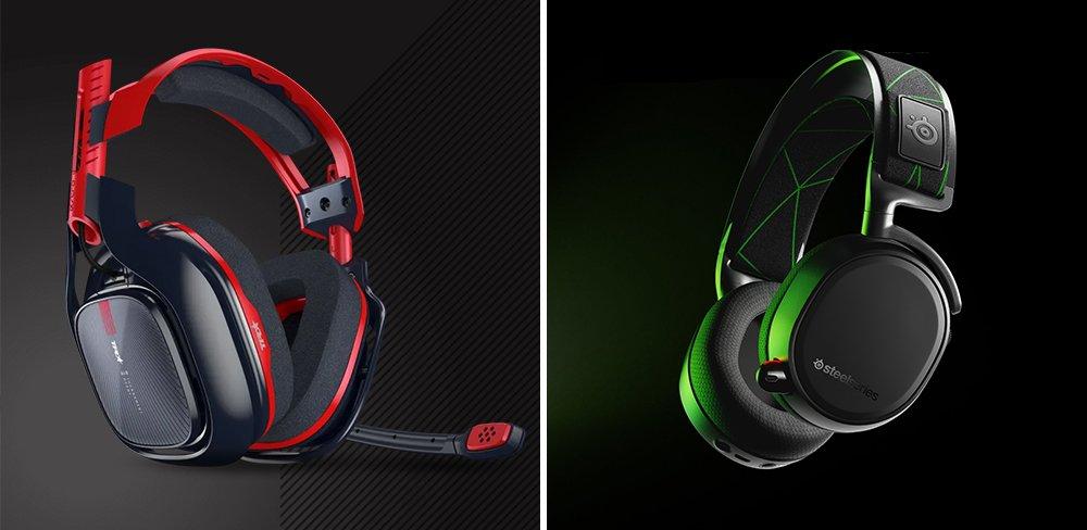 ASTRO A40 vs Arctis 9X Gaming Headset