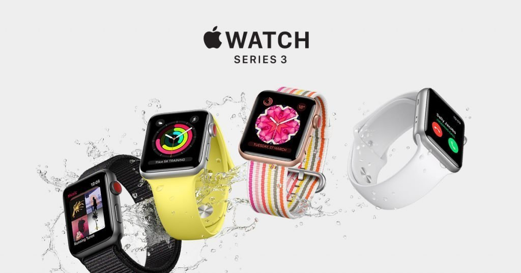 Apple Watch 38mm vs 42mm Device Weight