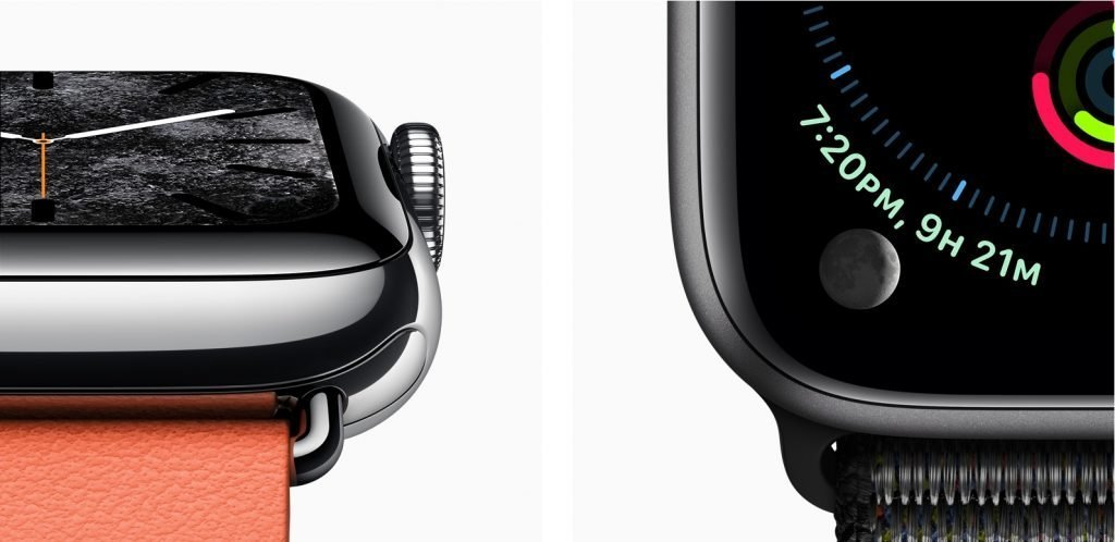 Apple Watch Aluminum vs Stainless Steel Case Weight