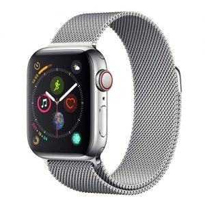 Apple Watch Series 4 - Stainless Steel
