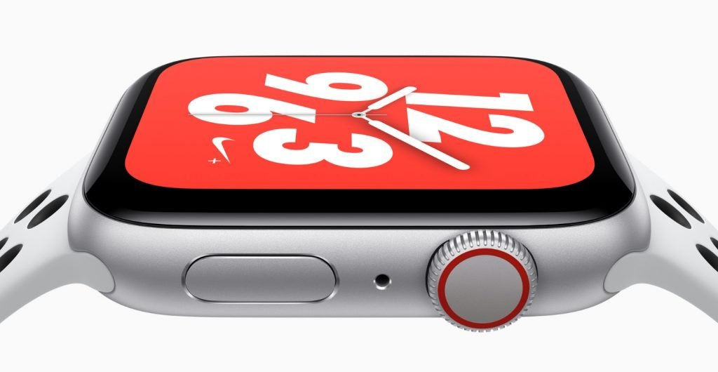 Apple Watch Series 4 vs Nike+ Case Material