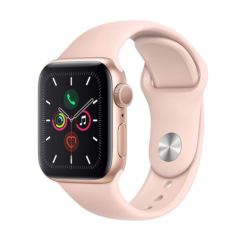 Apple Watch Series 5 - Gold Aluminum Case