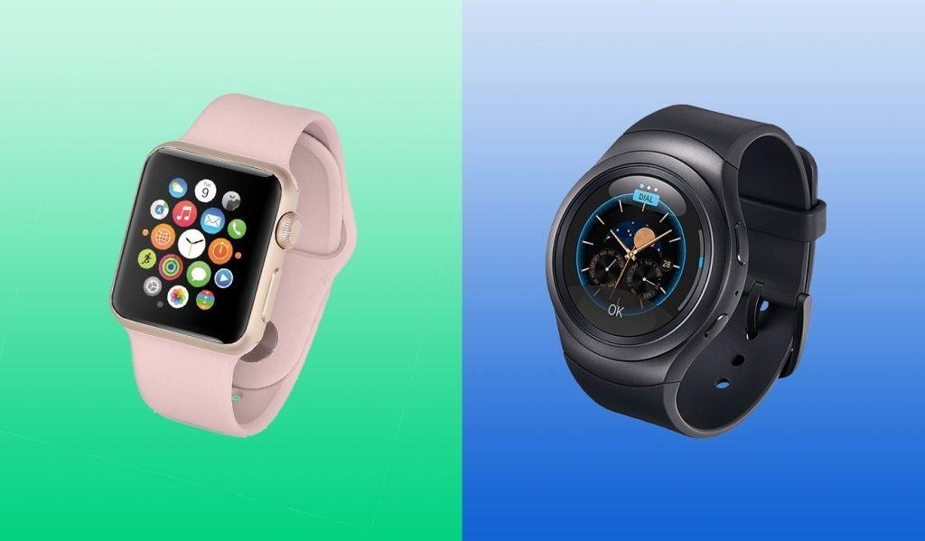 Apple Watch vs Gear S2 Design