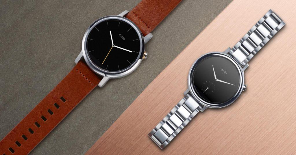 Apple Watch vs Moto Compatibility Battery Life