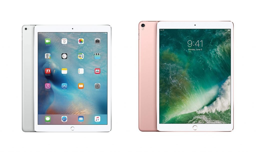 Apple iPad Pro 9.7 vs 10.5 Design