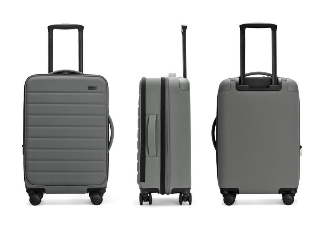 Away Expandable Luggage Review Design