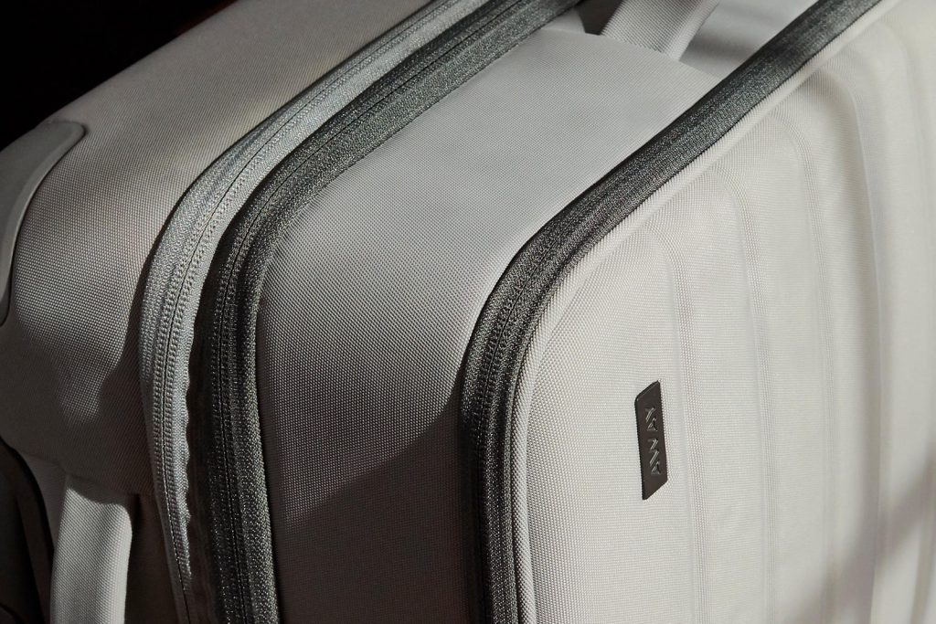 Away Expandable Luggage Review Handling and Durability