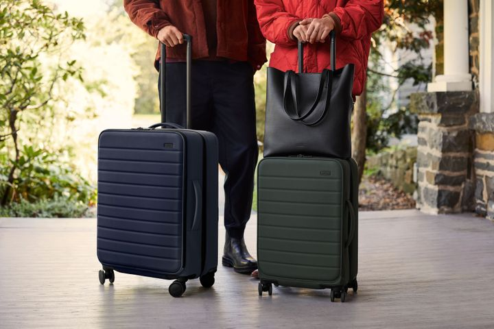 Away Hard vs Soft Luggage Durability