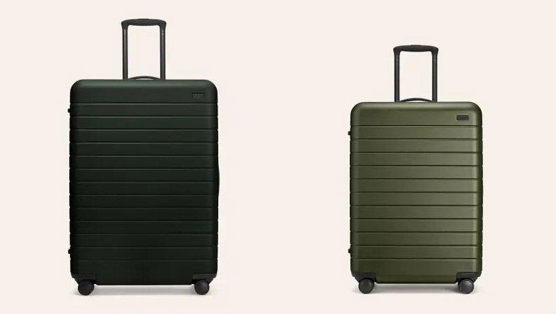 Away Large vs Medium Design and Size