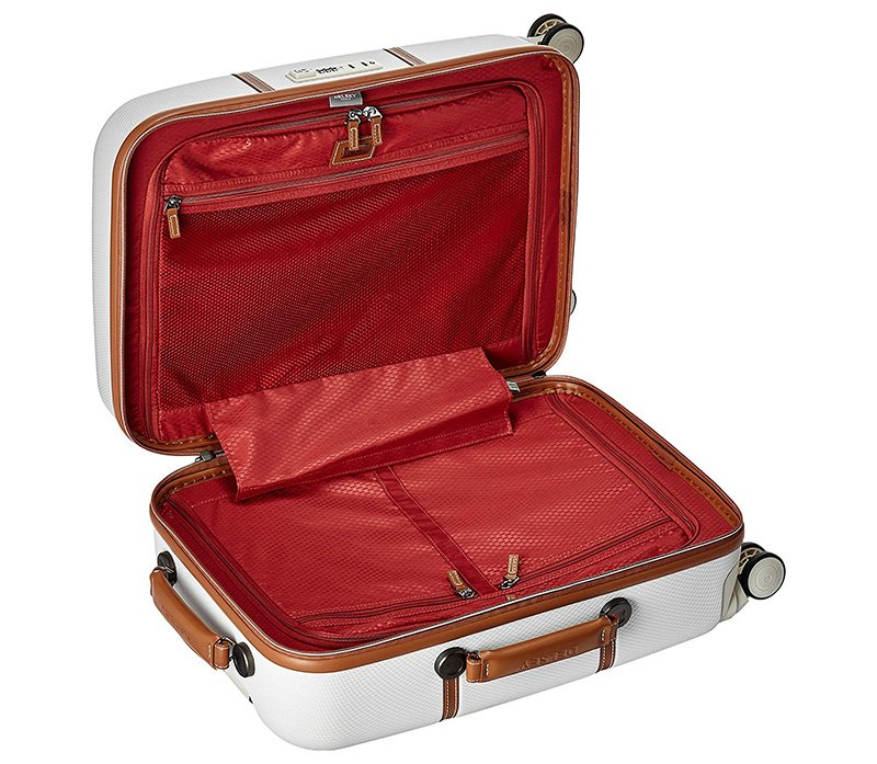 Away Luggage vs Delsey Paris Carry-On Storage