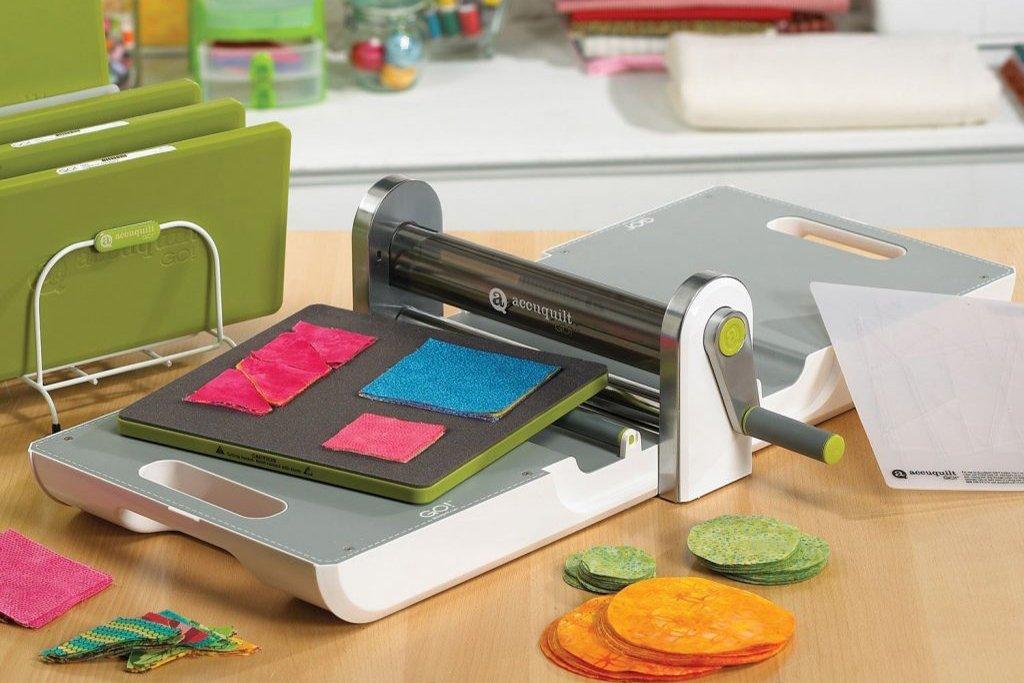 Best Fabric Cutting Machine - AccuQuilt GO!