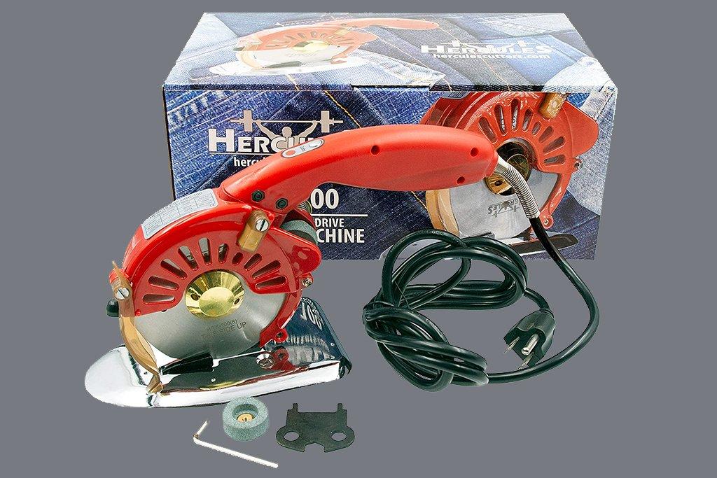 Best Fabric Cutting Machine - Hercules HRK-100