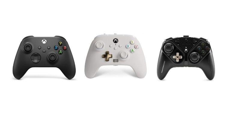 Best Xbox controllers comparison
