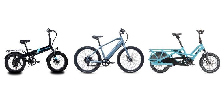 Best electric bikes comparison