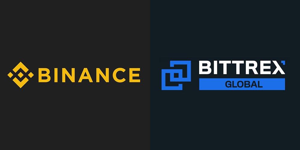 Binance vs Bittrex Exchange Comparison