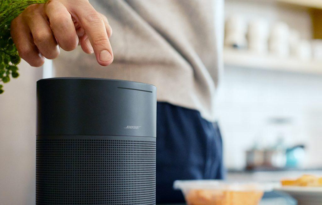 Bose 300 vs 500 Home Speaker Controls