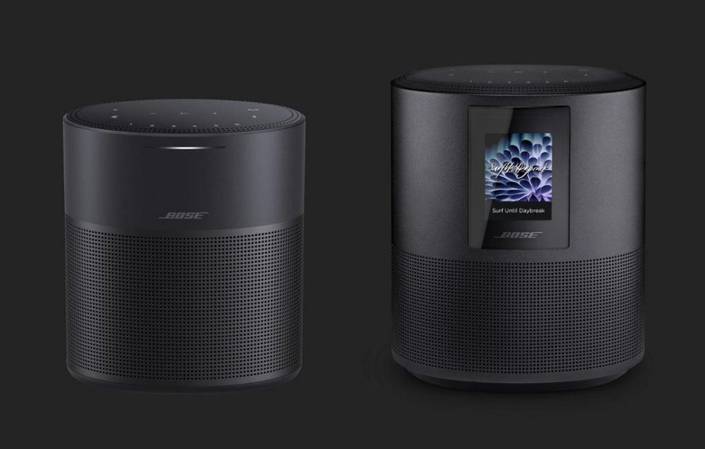 Bose 300 vs 500 Home Speaker Design