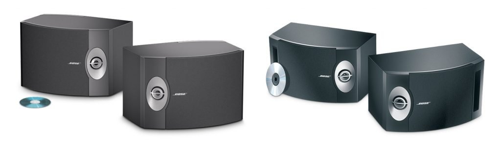 Bose 301 vs 201 Design Features
