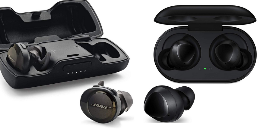 bose earbuds vs samsung earbuds