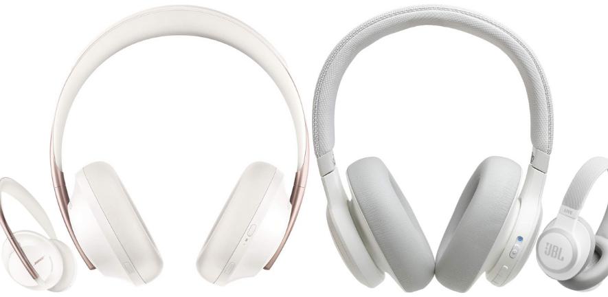 Bose vs JBL headphones