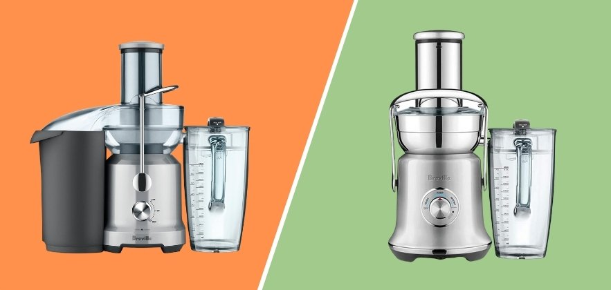 Breville-Juice-Fountain-Cold-vs-Cold-XL-centrifugal-juicer- front view