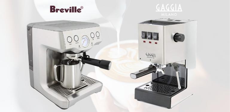 Breville the Infuser vs Gaggia Classic Pro (1)