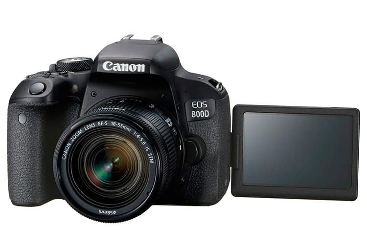 Canon EOS 800D (EOS Rebel T7i)