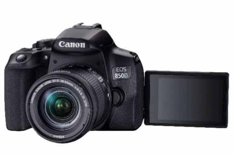 Canon EOS 850D (EOS Rebel T8i)