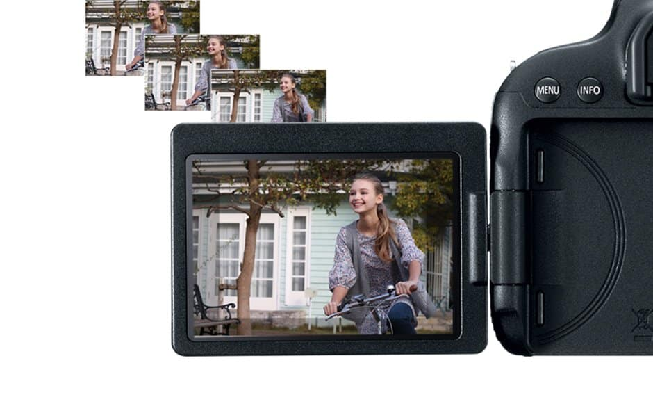 Canon EOS 850D vs 800D Performance