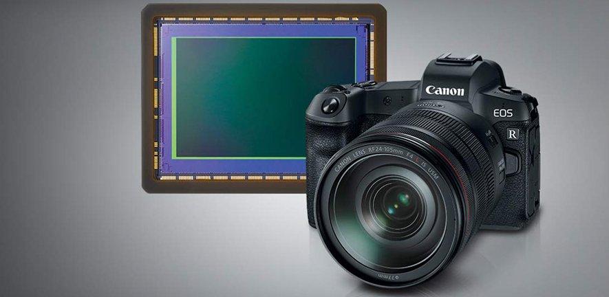 Canon EOS R5 vs R Comparison