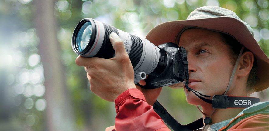 Canon EOS R5 vs R6 Comparison