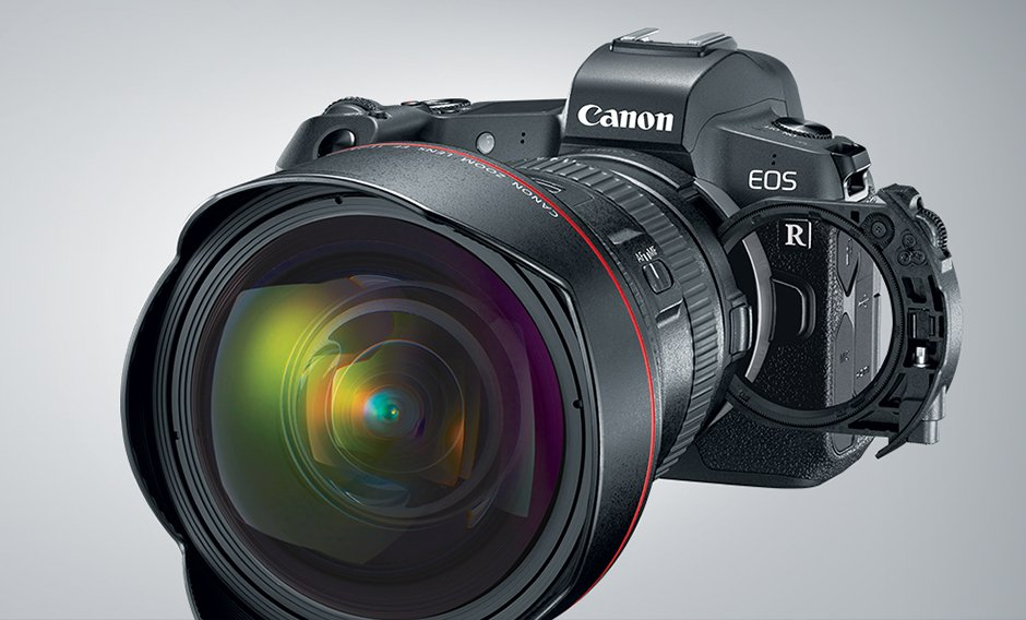Canon EOS R6 vs R Features