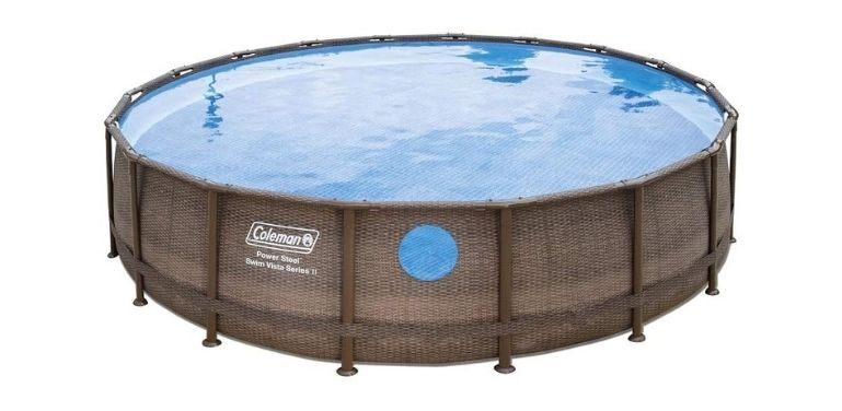 Coleman Above-Ground Pool design