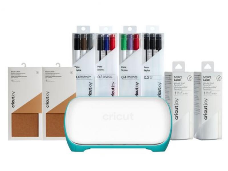 Cricut Joy Label MAking Bundle