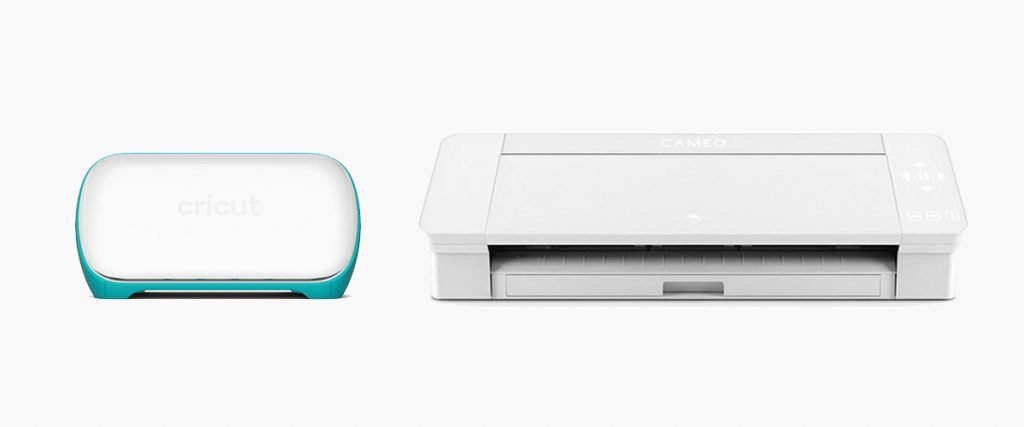 Cricut Joy vs Silhouette Cameo 4 Design
