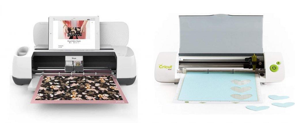 Cricut Maker vs Cricut Mini Design
