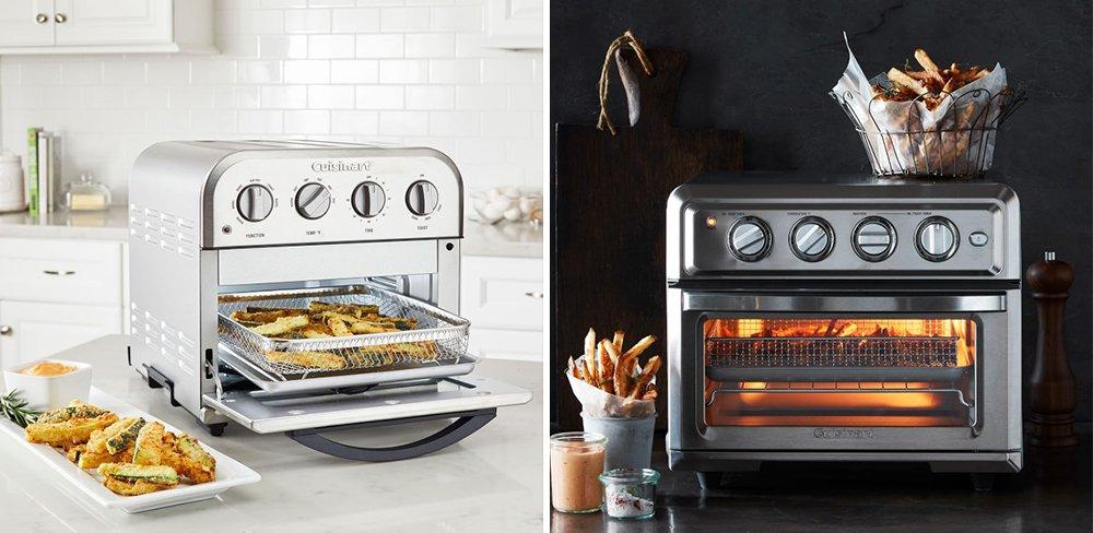 Cuisinart TOA-28 vs TOA-60 Air Fryer Toaster Oven