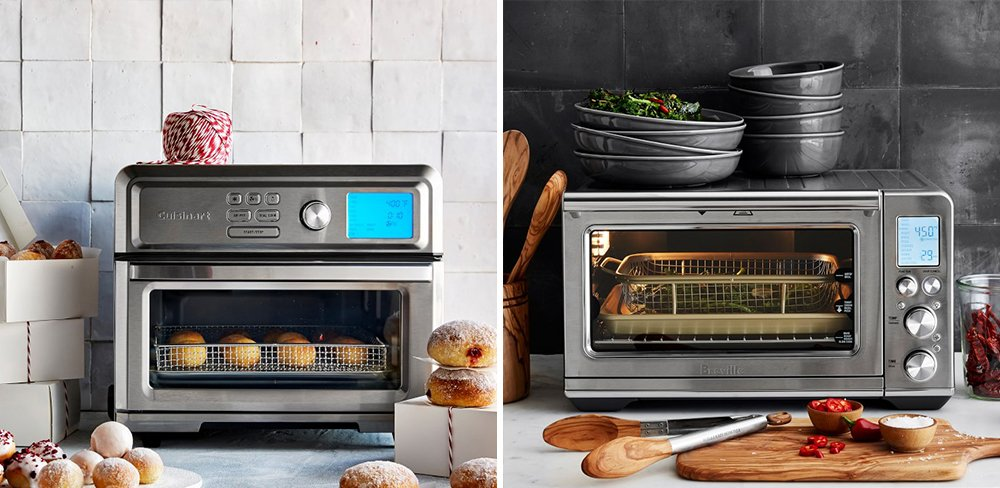 Cuisinart TOA-65 vs Breville BOV900BSS Smart Oven Air