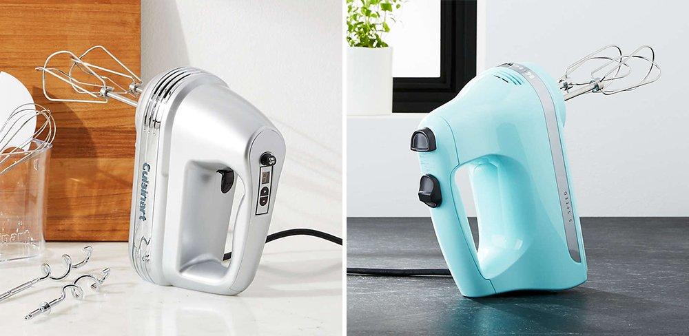 Cuisinart vs KitchenAid Hand Mixer