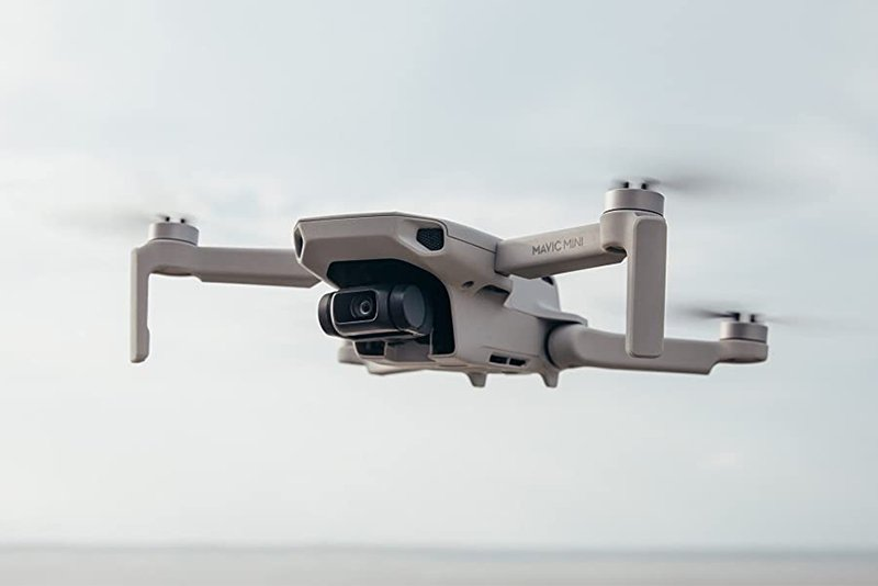 DJI Mavic Mini vs Spark Drone Flight Performance