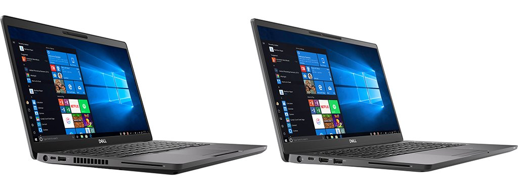 Dell Latitude 5400 vs 7400 Laptop Design
