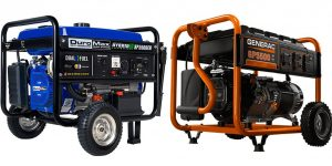 DuroMax vs Generac Generator Comparison