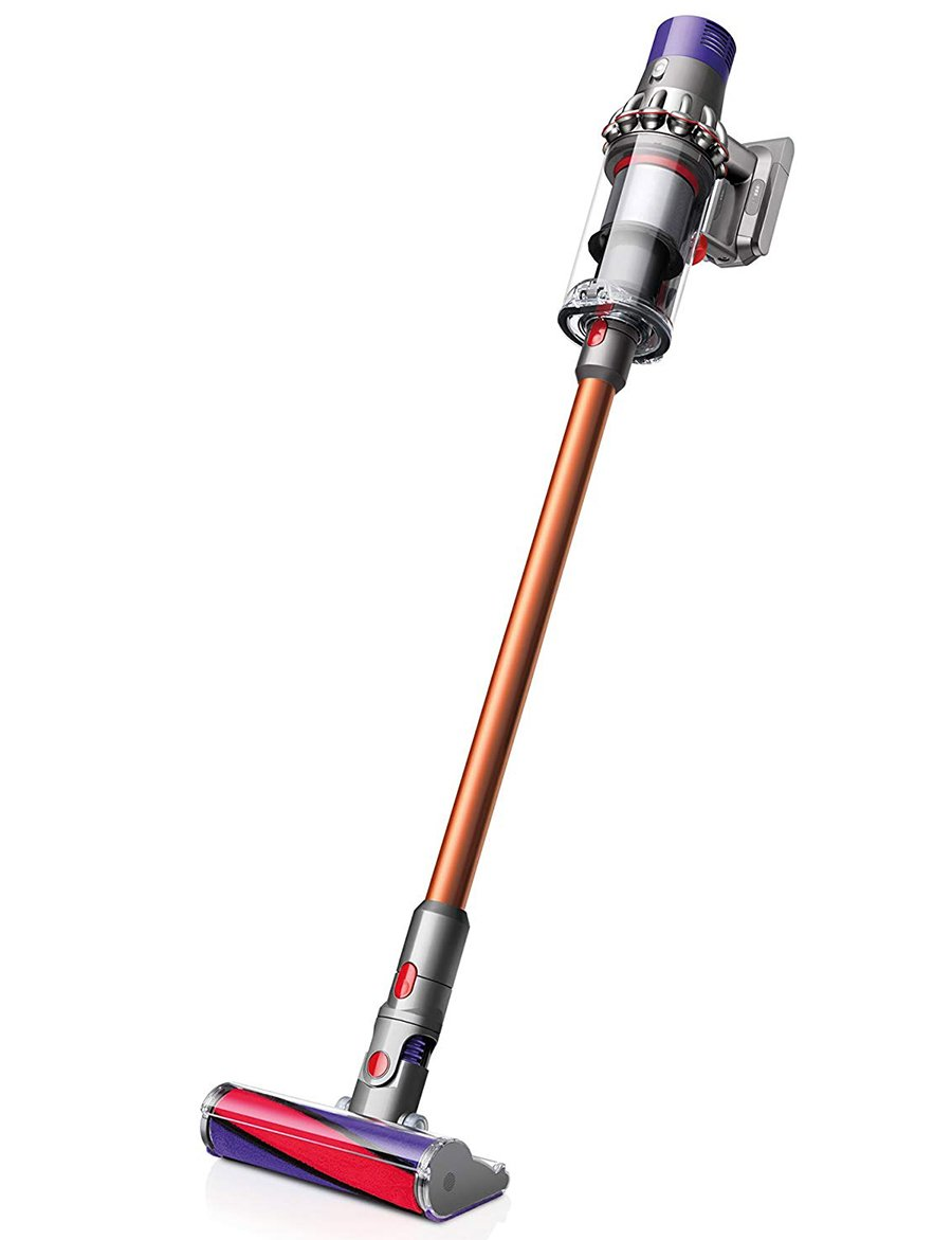 Dyson Cyclone V10 Absolute - Copper