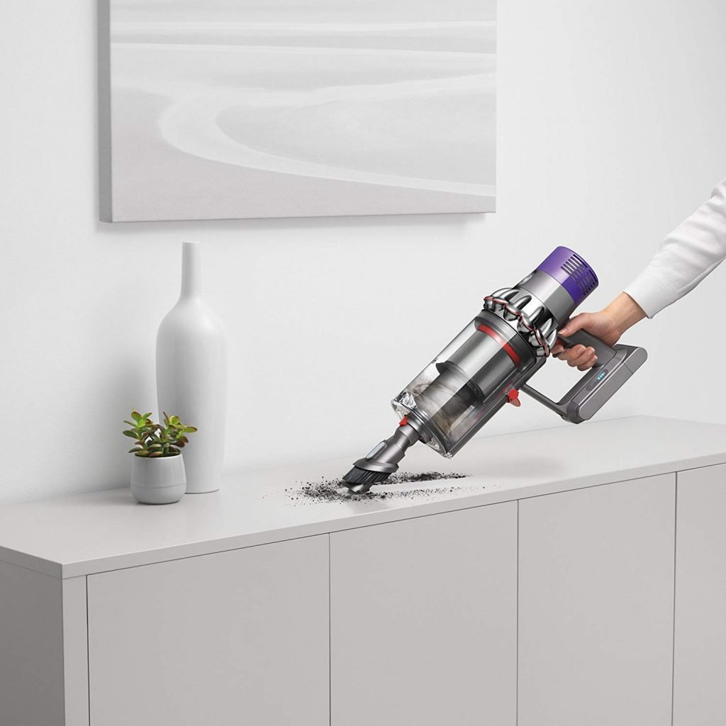 Dyson Cyclone V10 Total Clean vs Absolute Cordless Stick Vacuum Cleaner Accessories