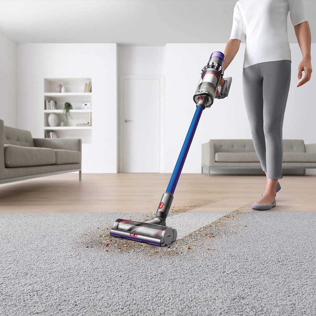 Dyson V11 Absolute vs Animal Cordless Vacuum Cleaning Power